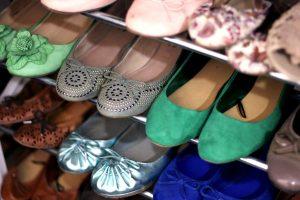 מבחר נעליים