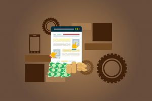 הכנסה דרך האינטרנט