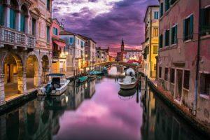 חופשה באיטליה