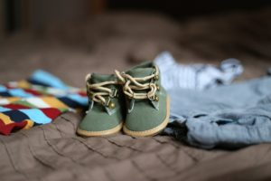 נעלי תינוקות ראשית
