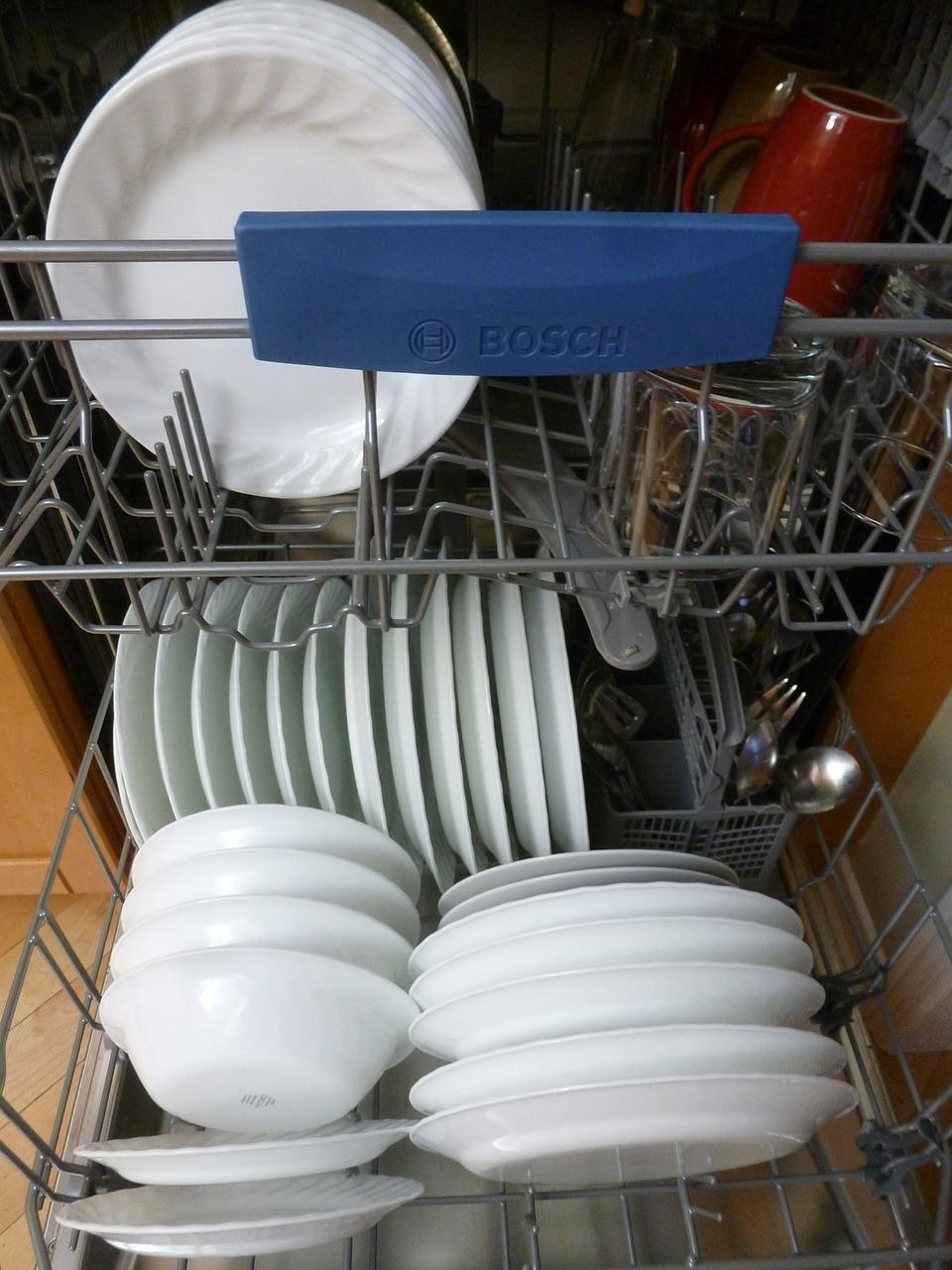 כלים לאחר ניקוי