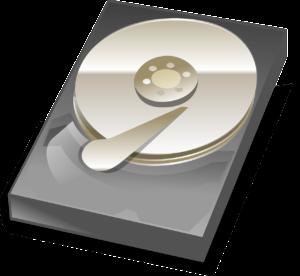 הרד דיסק ראשית