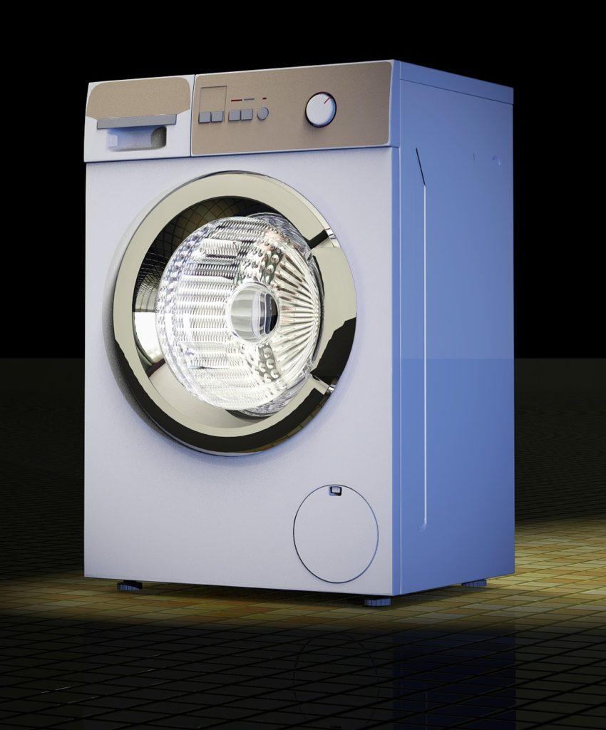 מכונת ניקוי בגדים