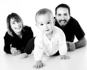 משפחה וילד